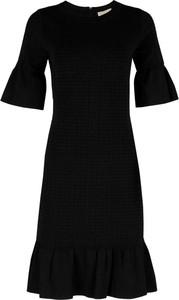 Sukienka Michael Kors mini w stylu casual z okrągłym dekoltem