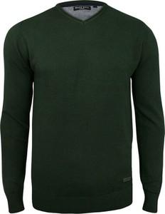 Zielony sweter Brave Soul w stylu casual