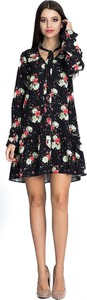Sukienka mall.pl z długim rękawem mini
