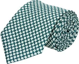 Zielony krawat recman