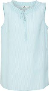 Niebieska bluzka Tom Tailor