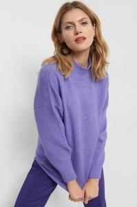 Niebieski sweter ORSAY