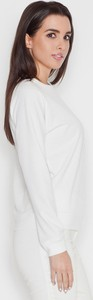 Bluzka Katrus z długim rękawem w stylu casual