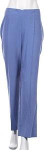 Fioletowe spodnie Alba Moda
