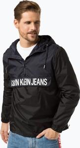 Czarna kurtka Calvin Klein