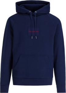 Granatowa bluza Calvin Klein