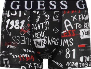 Czarne majtki Guess