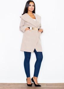 1c94af27676da eleganckie płaszcze dla puszystych - stylowo i modnie z Allani