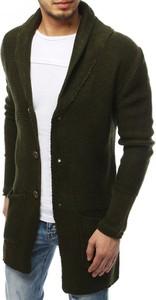 Zielony sweter Dstreet