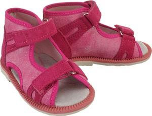 Buty dziecięce letnie RenBut ze skóry