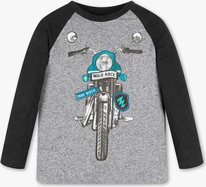 Koszulka dziecięca Palomino z długim rękawem