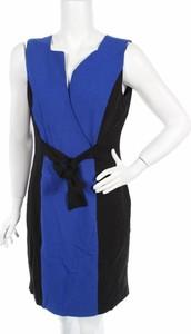 Niebieska sukienka Calvin Klein mini