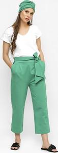 Zielone spodnie Freeshion