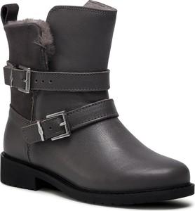 Buty dziecięce zimowe Emu Australia na zamek