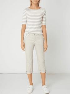 Spodnie Christian Berg Women z bawełny w stylu casual