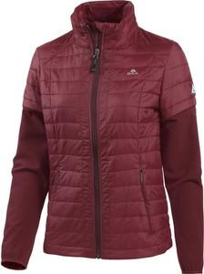 Czerwona kurtka Ock krótka w stylu casual