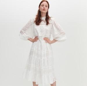 Sukienka Reserved mini trapezowa