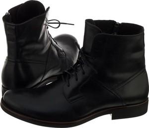 Buty zimowe Ryłko ze skóry