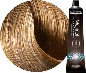 L'Oreal Paris Loreal Majirel Cool Cover | Trwała farba do włosów o chłodnych odcieniach - kolor 8.3 jasny blond złocisty 50ml - Wysyłka w 24H!