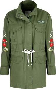 Zielona kurtka Pepe Jeans