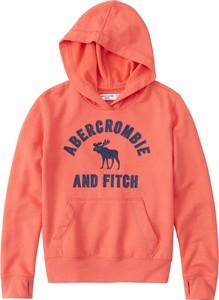Bluzka dziecięca Abercrombie & Fitch z długim rękawem