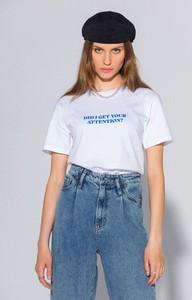 T-shirt LOCAL HEROES z krótkim rękawem z bawełny
