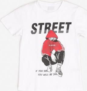 Koszulka dziecięca born2be z krótkim rękawem dla chłopców