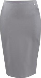 Spódnica Sklep XL-ka z tkaniny