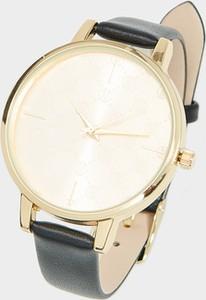 Mohito - Zegarek na pasku z imitacji skóry - Czarny