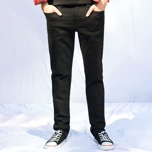 Czarne spodnie Sinsay w stylu casual z bawełny