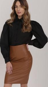 Brązowa spódnica Renee