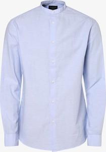 Niebieska koszula Selected z klasycznym kołnierzykiem