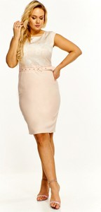 bf996dd88388 elegancka sukienka rozmiar 48. - stylowo i modnie z Allani