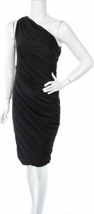 Czarna sukienka Patty Boutik bez rękawów
