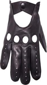 Czarne rękawiczki Randers Handsker