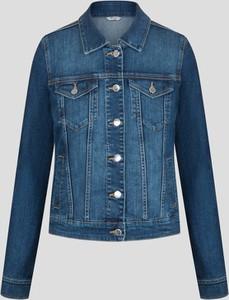 Niebieska kurtka ORSAY krótka