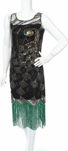 Czarna sukienka Babeyond midi z okrągłym dekoltem bez rękawów