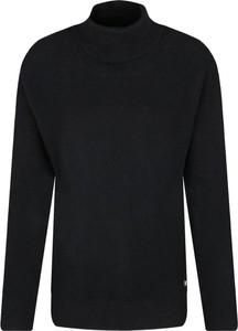 Czarny sweter Trussardi Jeans z wełny