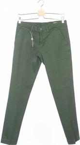 Zielone spodnie Jeanseng