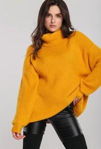 Żółty sweter Renee