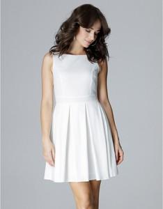 Sukienka LENITIF mini wyszczuplająca