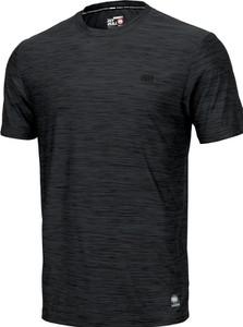 T-shirt Pit Bull West Coast z jedwabiu w stylu casual