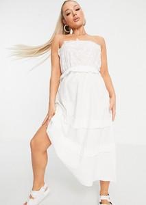 Sukienka Parisian bez rękawów midi