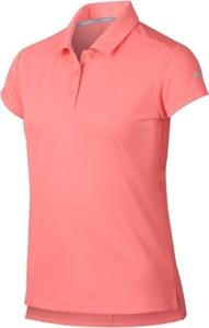 Różowa bluzka dziecięca Nike