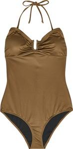 Brązowy strój kąpielowy Gestuz