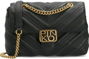 Czarna torebka Pinko