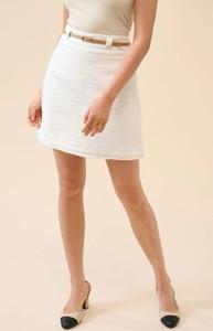 Spódnica ORSAY w stylu casual mini z żakardu