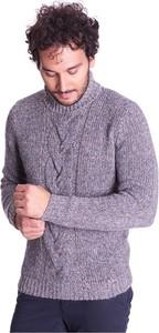 Sweter Brown`s z jedwabiu