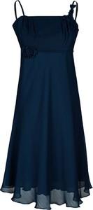 Sukienka Fokus bez rękawów