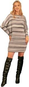 Sukienka Fobya mini z wełny